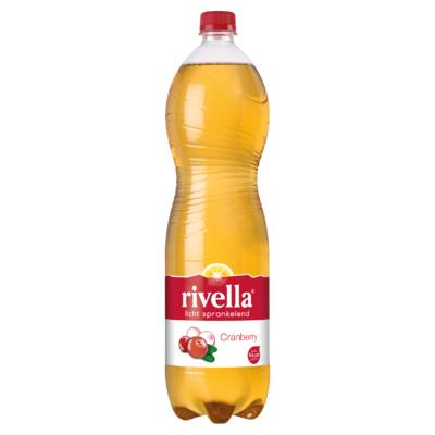 Rivella Cranberry Fles 1,5 Liter