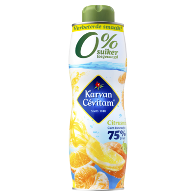Karvan Cévitam Citrusmix 750 ml