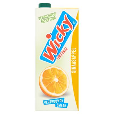 Wicky Original Sinaasappel 1,5 L