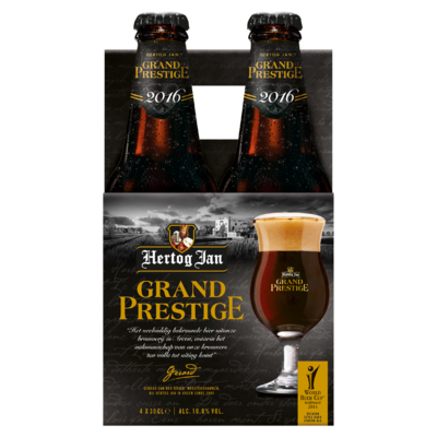 Hertog Jan Grand Prestige Flessen 4 x 30 cl