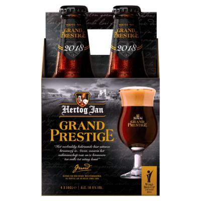 Hertog Jan Grand Prestige Flessen 4 x 30 cl