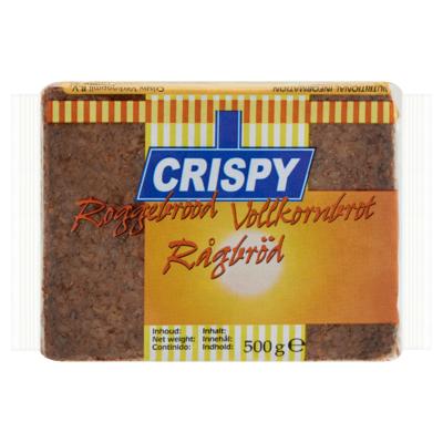 Crispy Roggebrood 500 g
