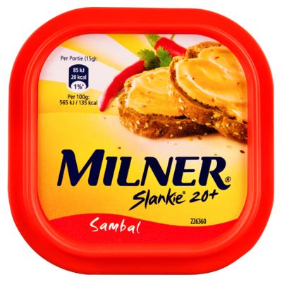 Milner Sambal Slankie 20+ 150 g