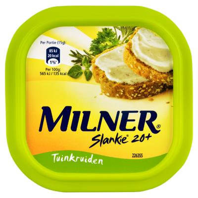 Milner Slankie Tuinkruiden 20+ 150 g