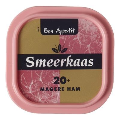 Bon Appétit smeerkaas  20+ ham