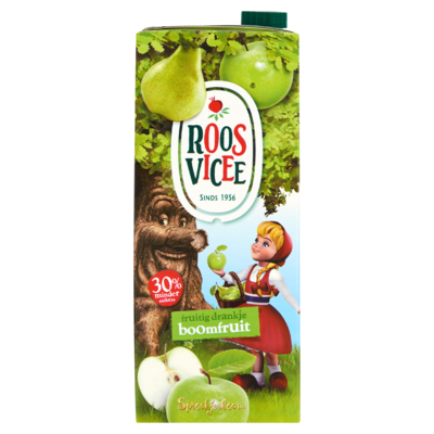 Roosvicee Fruitig Drankje Boomfruit 1,5 L