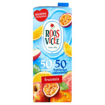 Roosvicee 50/50 Fruitmix 1,5 L