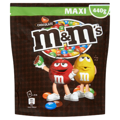 M&M's Chocolate Maxi 440 g