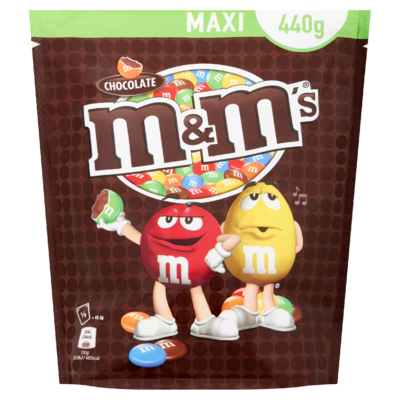 M&M's Chocolate Maxi 440 g