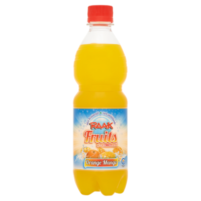 Raak Fruits Orange Mango 0,5 L