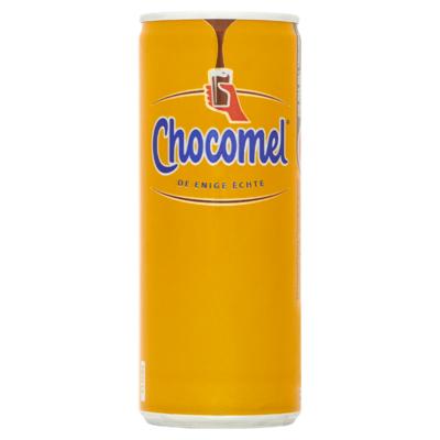 Chocomel Vol Blik 250 ml