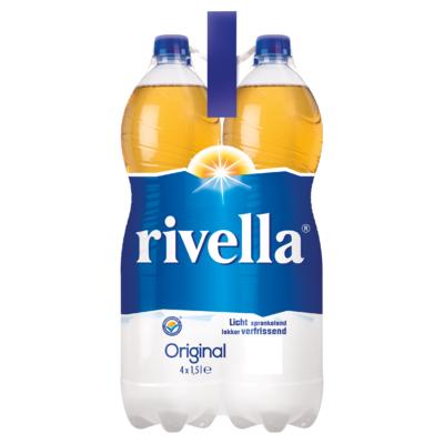 Rivella Original Multipack 4 Flessen 1,5 Liter