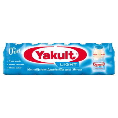 Yakult Light met Unieke LcS Bacteriën 7 x 65 ml