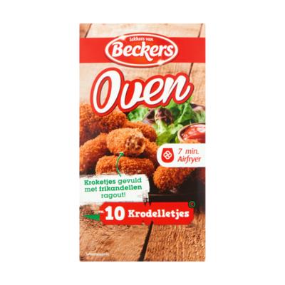 Beckers Oven Krodelletjes 10 Stuks