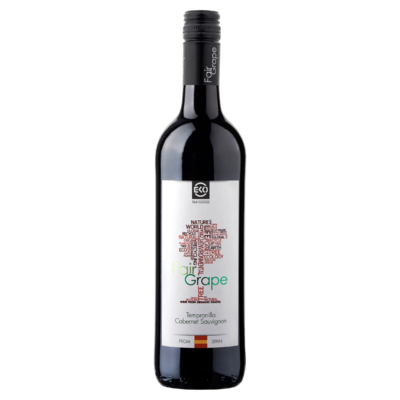 Fair Grape Tempranillo Cabernet Sauvignon 75 cl