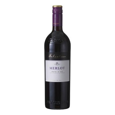 Cruse Selection Franse wijn  merlot