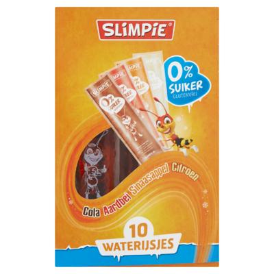 Slimpie Waterijsjes 10 x 40 ml