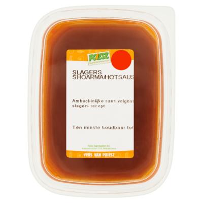 Huismerk Slagers Shoarma-Hotsaus 150 g