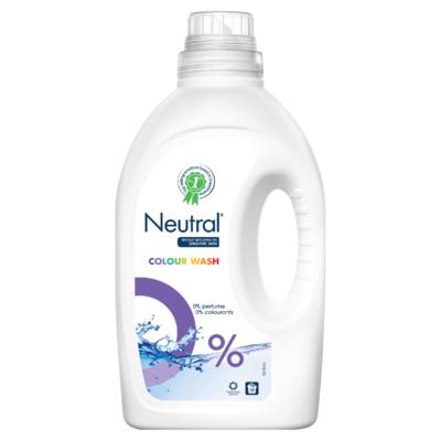 Neutral Wasmiddel Kleur Parfumvrij 19 Wasbeurten