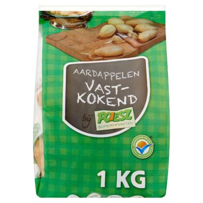 Poiesz Aardappelen Vastkokend 1 kg