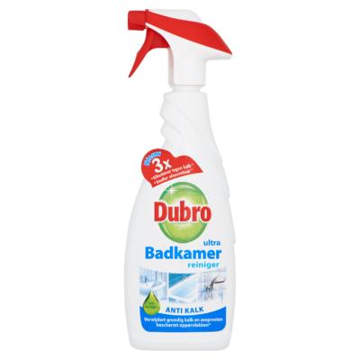 Dubro Ultra Badkamer Reiniger 650 ml (650ml) - Prijzen en ...