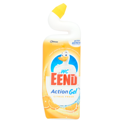 WC-Eend Action Gel Citrus Fresh 750 ml