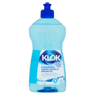 Klok Afwasmiddel 500 ml