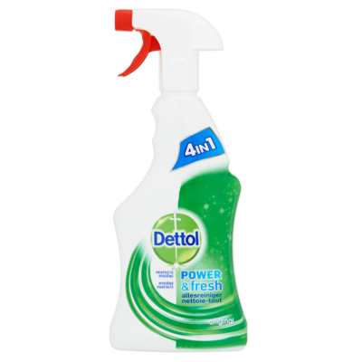 Dettol Power & Fresh Allesreiniger Original 4in1 500 ml