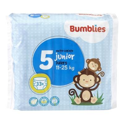 Bumblies Luiers 5 Junior 11-25 kg 33 Stuks