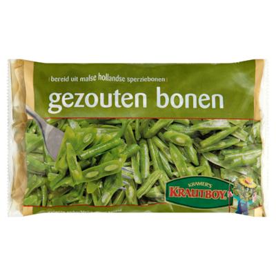 Kramer's Krautboy Gezouten Bonen 500 g