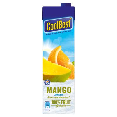 Coolbest 100% fruit  mango dream