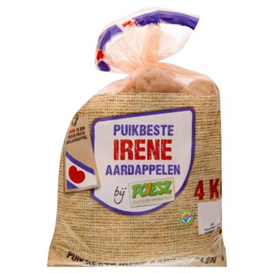 Poiesz Irene Aardappelen 4 kg