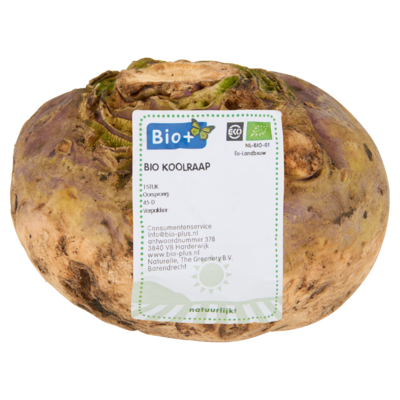 Bio+ Bio Koolraap