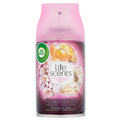 Air Wick Life Scents Freshmatic Max Navulling Automatische Spray Zalige Zomer 250 ml
