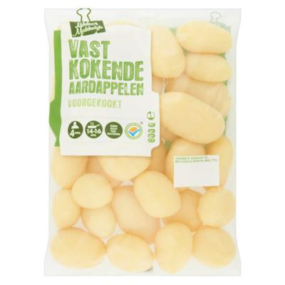 Vastkokende Aardappelen Voorgekookt 800 g