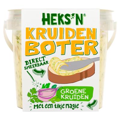 HEKS'NKAAS® Kruiden Boter 125 g