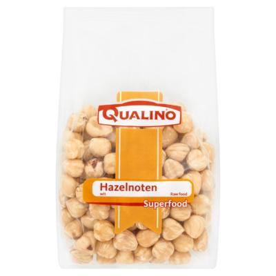 Qualino Hazelnoten Wit 160 g