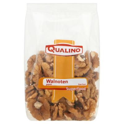 Qualino Walnoten Gepeld 120 g