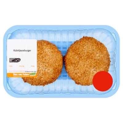 Poiesz Kabeljauwburger 0,200 kg