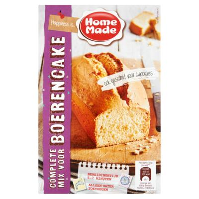 HomeMade Complete Mix voor Boerencake 400 g