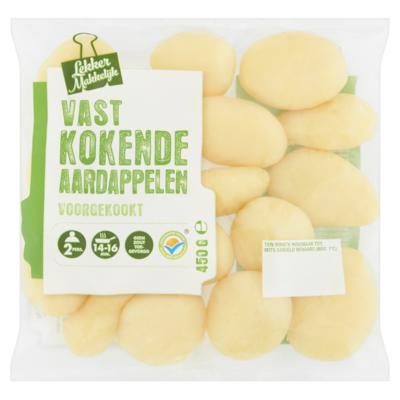 Vastkokende Aardappelen Voorgekookt 450 g