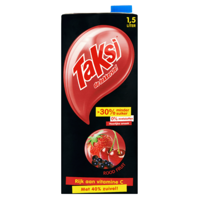 Taksi Rood Fruit 1,5 L