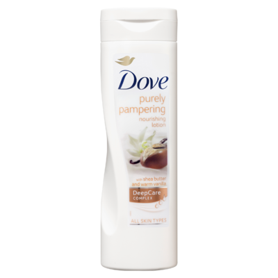 Dove Bodylotion Purely Pampering Sheabutter & Vanille 250 ml