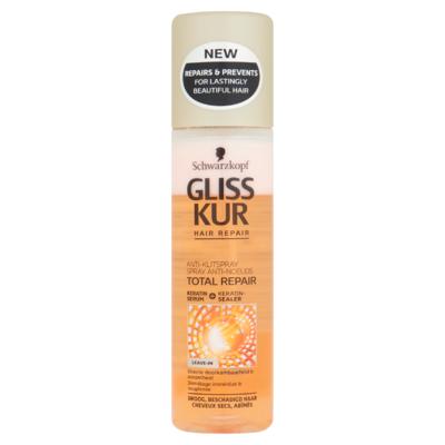 Gliss Kur Total Repair Anti - Klitspray 200 ml