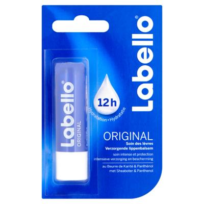 Labello Original Verzorgende Lippenbalsem 4,8 g