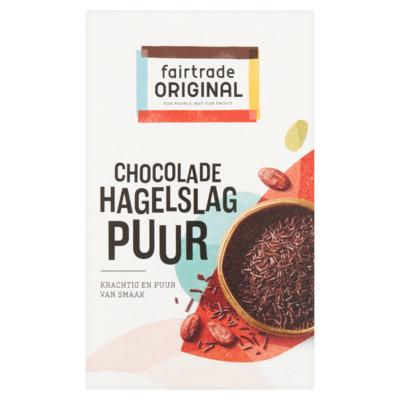 Fairtrade Original Chocolade Hagelslag Puur 400 g
