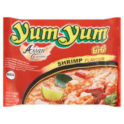 Yum Yum Asian Cuisine Instant Noedels met Garnalensmaak 60 g