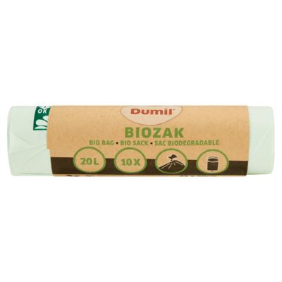 Dumil Biozak 20 L 10 Stuks