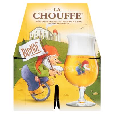 La Chouffe 4 x 33 cl