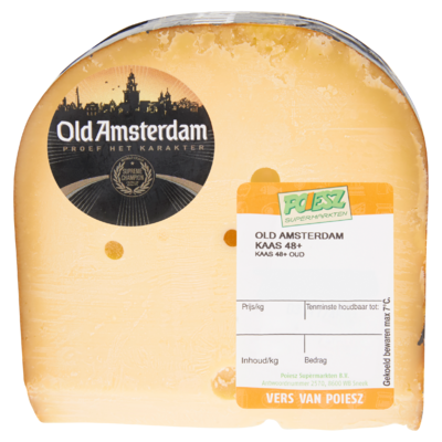 Poiesz Old Amsterdam Kaas 48+ Stuk